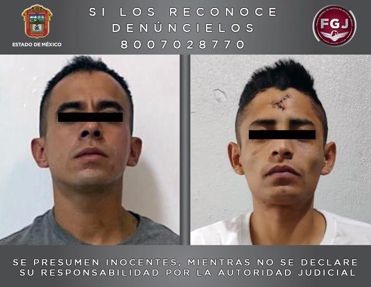 Vinculan a proceso a dos sujetos por un robo de vehículo en Ecatepec