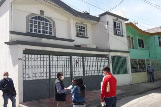 Catean inmueble en Toluca donde aseguran manuscritos con mensajes intimidatorios de la familia michoacana
