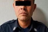 Aprehenden secretaría de seguridad y FGJEM a policía municipal de Tultitlán por su probable responsabilidad en el delito de robo con violencia