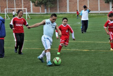 Participa Edoméx en torneo de futbol para personas con síndrome de Down