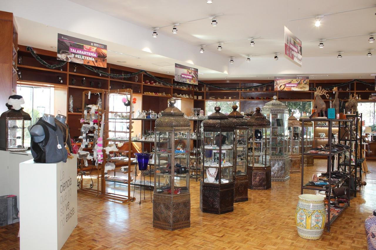 Anuncian venta especial de arte popular mexiquense en tienda Casart