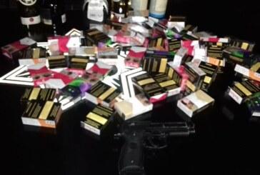 Detiene policía de Toluca a banda dedicada al robo con violencia