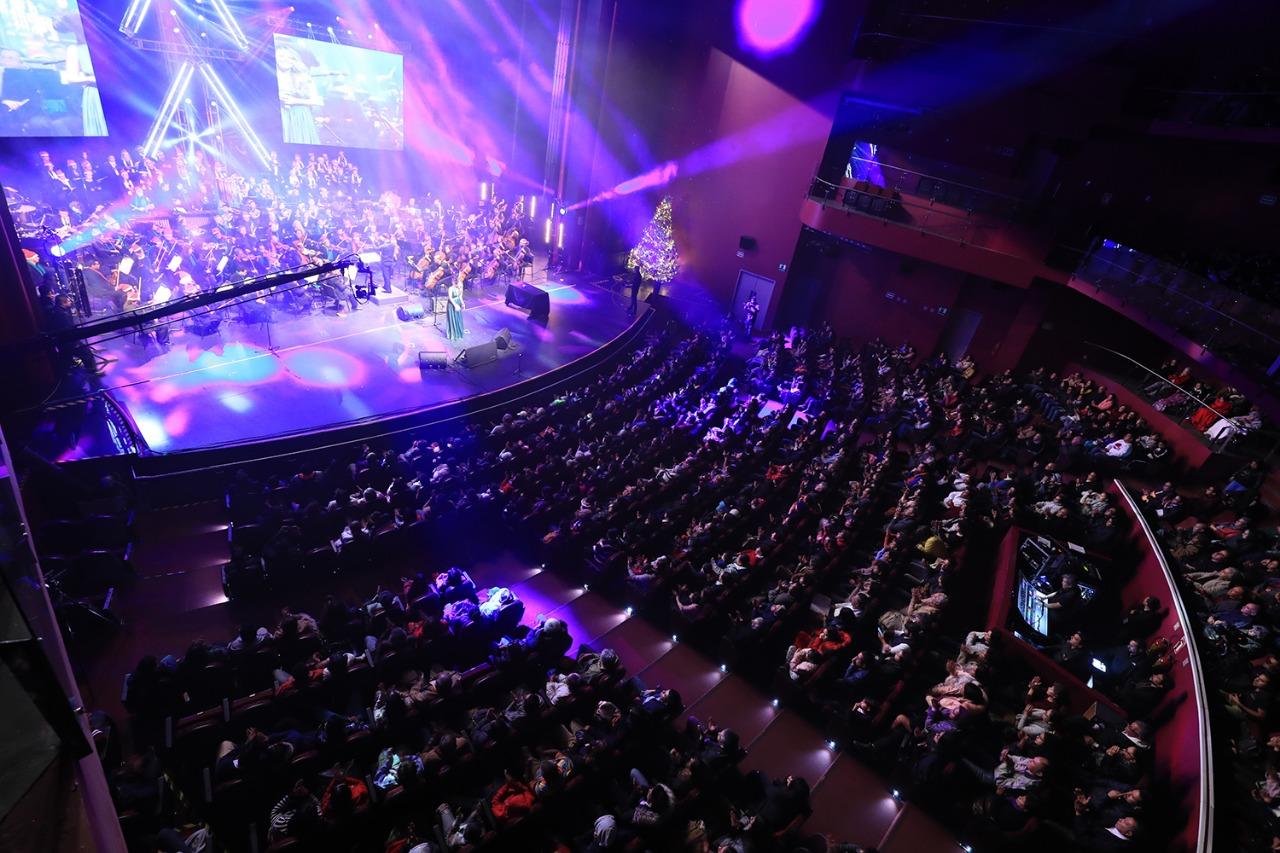 Despide OSEM 2018 con conciertos navideños en Texcoco y Toluca