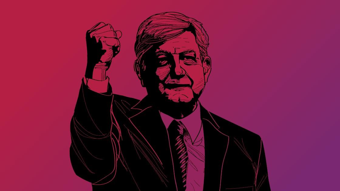 AMLO: Un desgaste innecesario; Desde el día 2 de julio EPN dejó gobernar