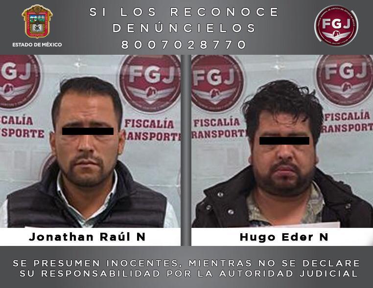 Procesan a dos por robo de vehículo en Cuautitlán Izcalli