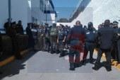 Se rebelan policías a los planes de Juanro