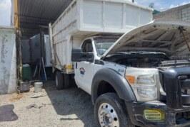 Catea FGJEM inmueble en Tecámac y recupera vehículos y mercancía con reporte de robo