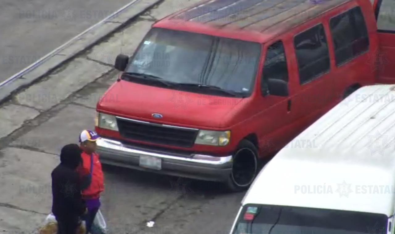 Visualización a través de las cámaras permite recuperar un vehículo con reporte de robo