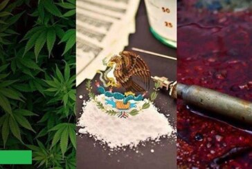 El narcotráfico, imagen de impunidad y brutalidad que exhibe a México en el mundo; Violencia y terrorismo que atentan con el Estado de Derecho