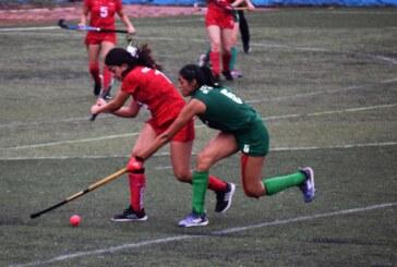 Coronan a equipos mexiquenses de hockey sobre pasto en la olimpiada nacional