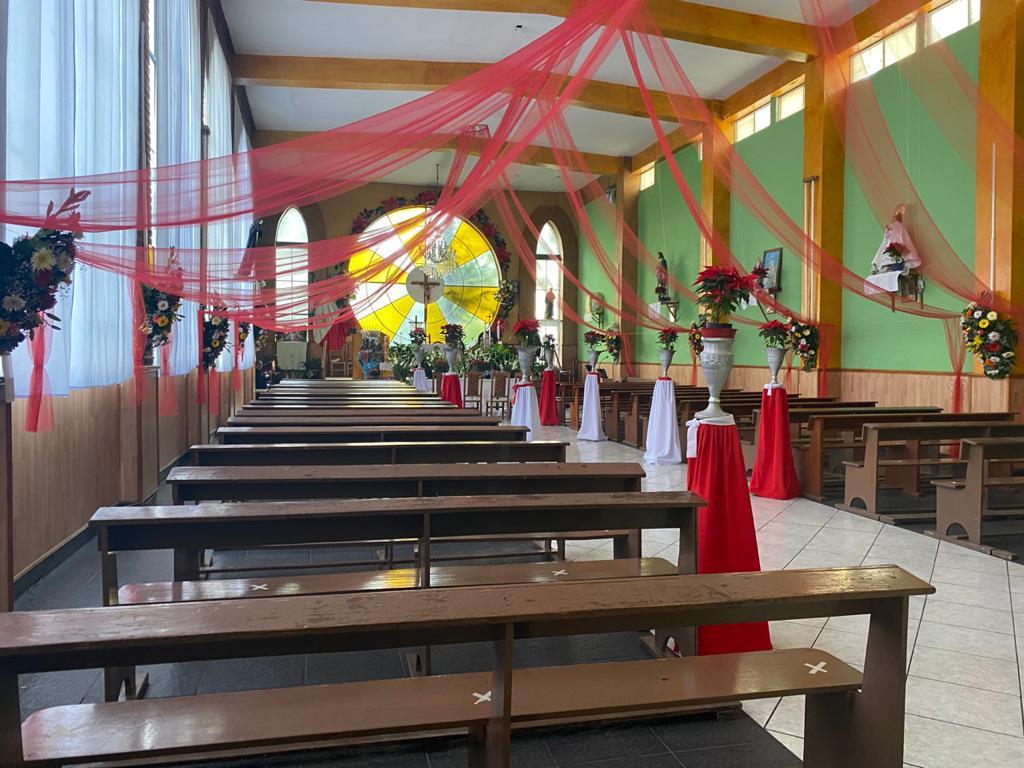 Cierran iglesias en fin de semana guadalupano para evitar aglomeraciones