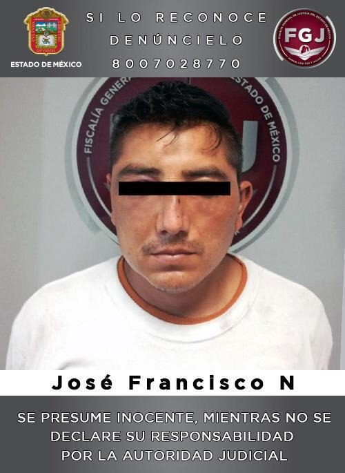 Vinculan a proceso a un sujeto que habría asesinado a su pareja sentimental en Metepec