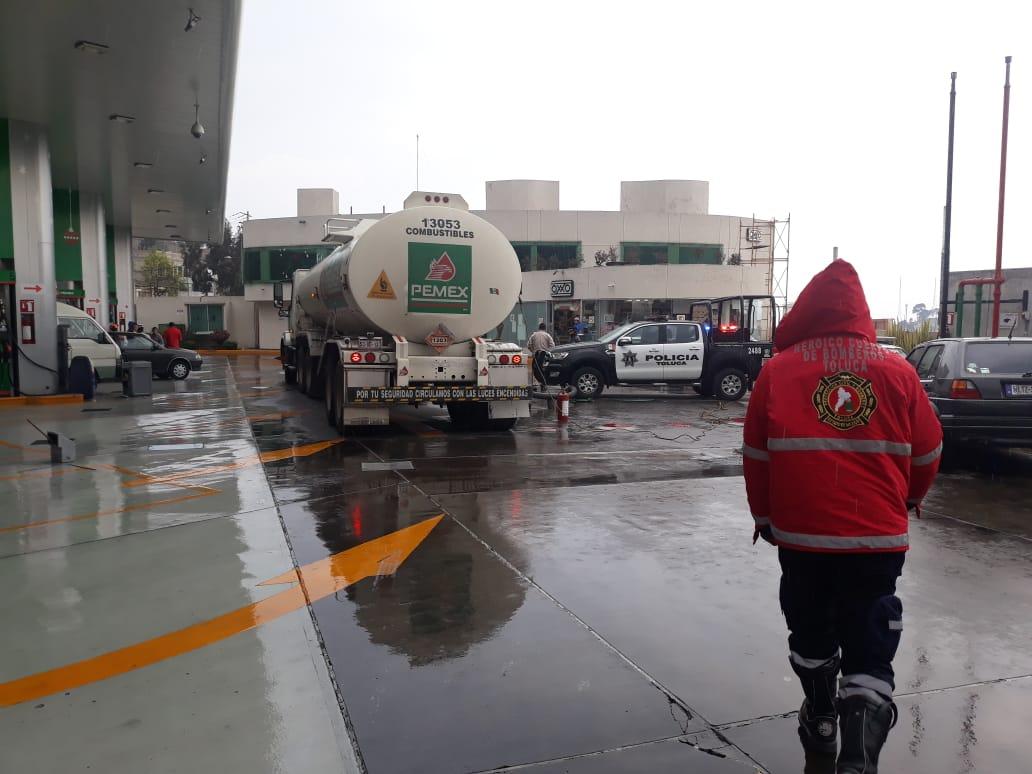 El Ayuntamiento de Toluca seguirá brindando apoyo a los ciudadanos ante el desabasto de combustible.