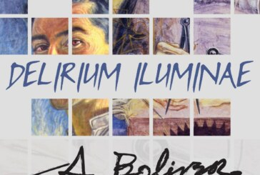 "Deleita ""delirium iluminae"", de Ángel Boliver, a mexiquenses"