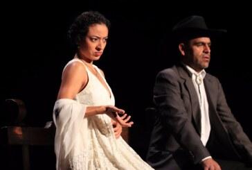 Presentan obras de teatro en el festival de las almas de oriente en el centro cultural mexiquense bicentenario