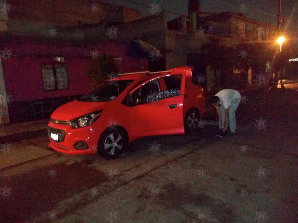 Alerta de botón de auxilio permite a policías de la secretaría de seguridad recuperar vehículo con reporte de robo