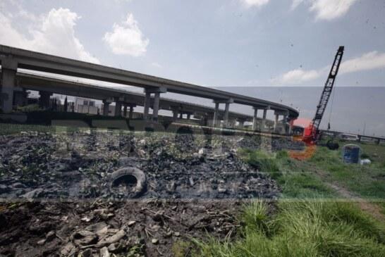 Reacciona tarde el gobierno del estado, ahora pretenden limpiar ríos