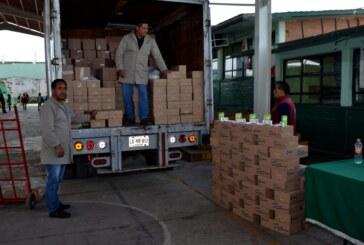 Entregará dif Zinacantepec, más de 185 mil desayunos escolares y raciones vespertinas