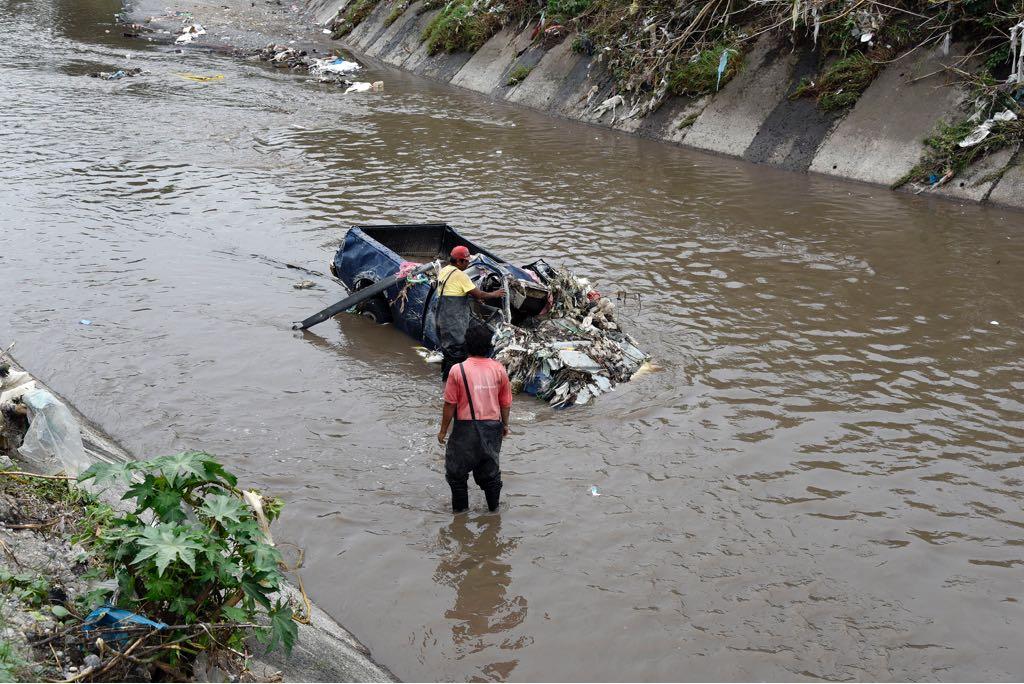 Reciben municipios y organismos operadores el atlas de inundaciones edición 2018
