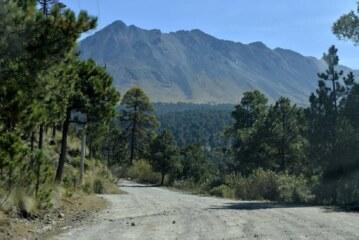 Ante semáforo rojo, parque nacional Iztaccíhuatl Popocatépetl y Nevado de Toluca permanecerán cerrados