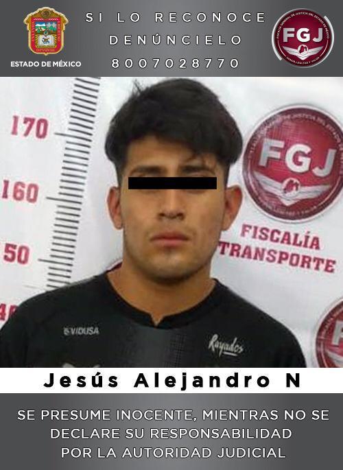 Vinculan a proceso a sujeto investigado por asalto a una unidad de transporte público en Nezahualcóyotl