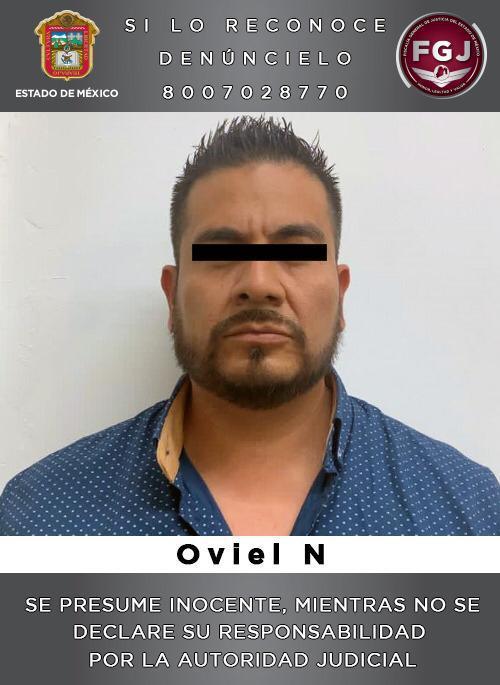 Detienen al que intentó asesinar a una mujer en Coacalco