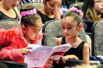 Recibe Edoméx a Elisa Carrillo y lo mejor de la danza mundial