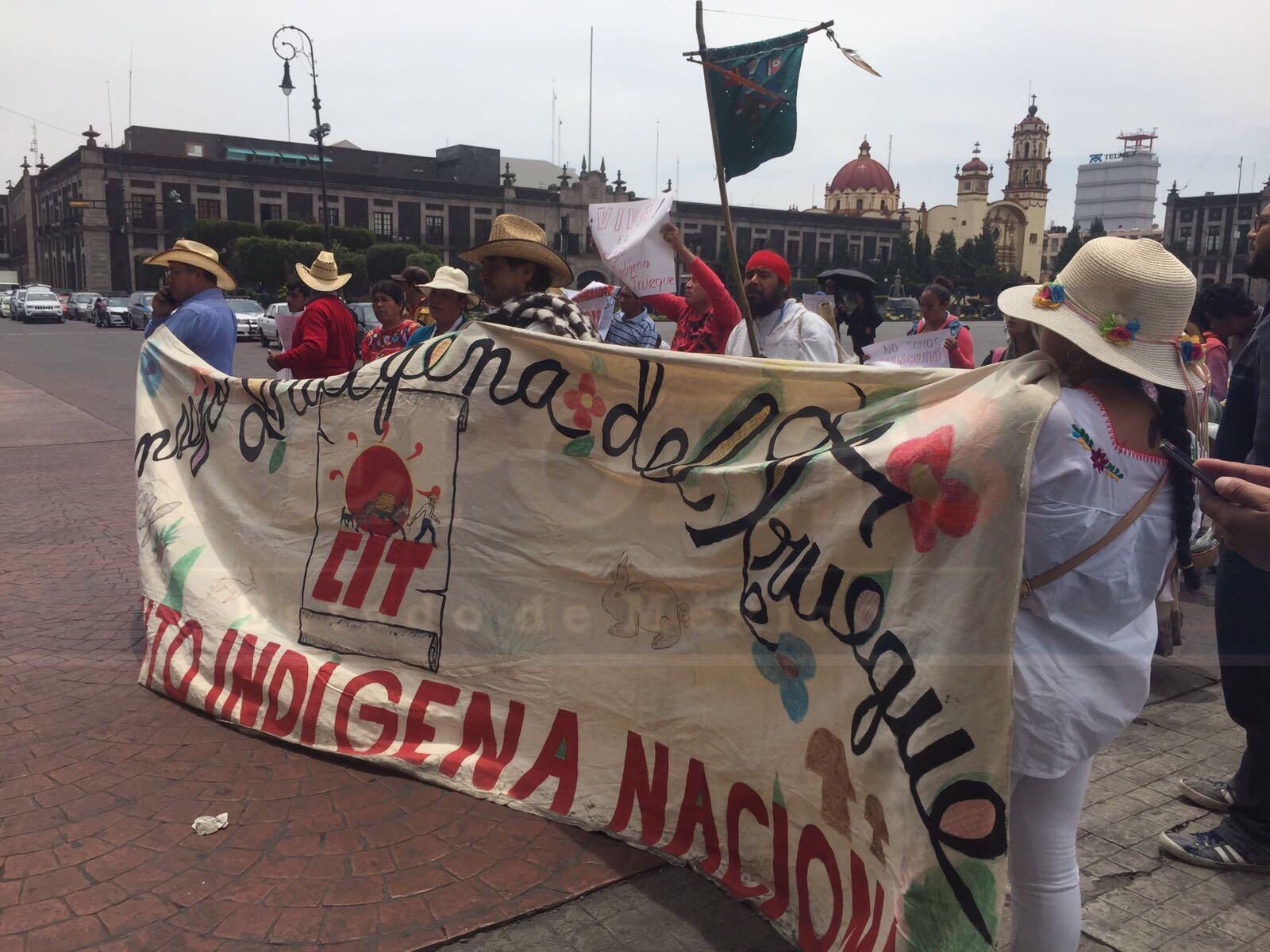 Permite Probosque que los talamontes operen en Santiago Tianguistenco