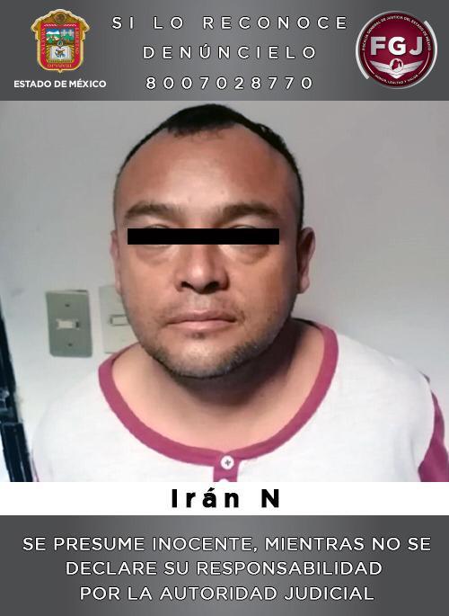 Vinculan a proceso a sujeto investigado por un homicidio en Tlalnepantla