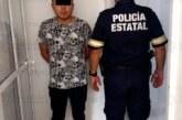 Lo liberaron de la cárcel con brazalete y todo y ahora lo detienen por robo de vehículo.