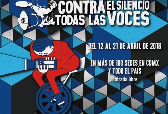 """Recibe CCMB X encuentro hispanoamericano de cine y video """"contra el silencio todas las voces"""""""
