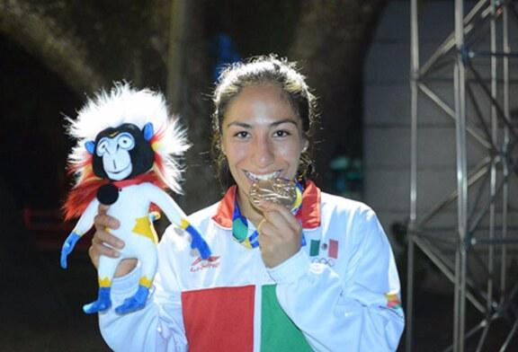 Triunfa Mayan Olvera Lara en juegos centroamericanos y del caribe, barranquilla 2018