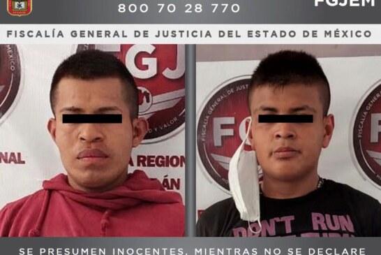 Inicia proceso legal contra dos sujetos por un robo de vehículo en Cuautitlán
