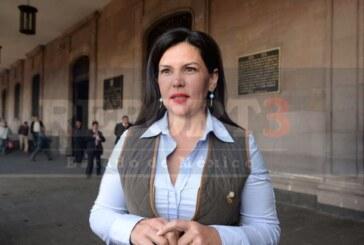 Pide Teresa Castell que el gobierno del Edoméx brinde seguridad a sus actividades de campaña