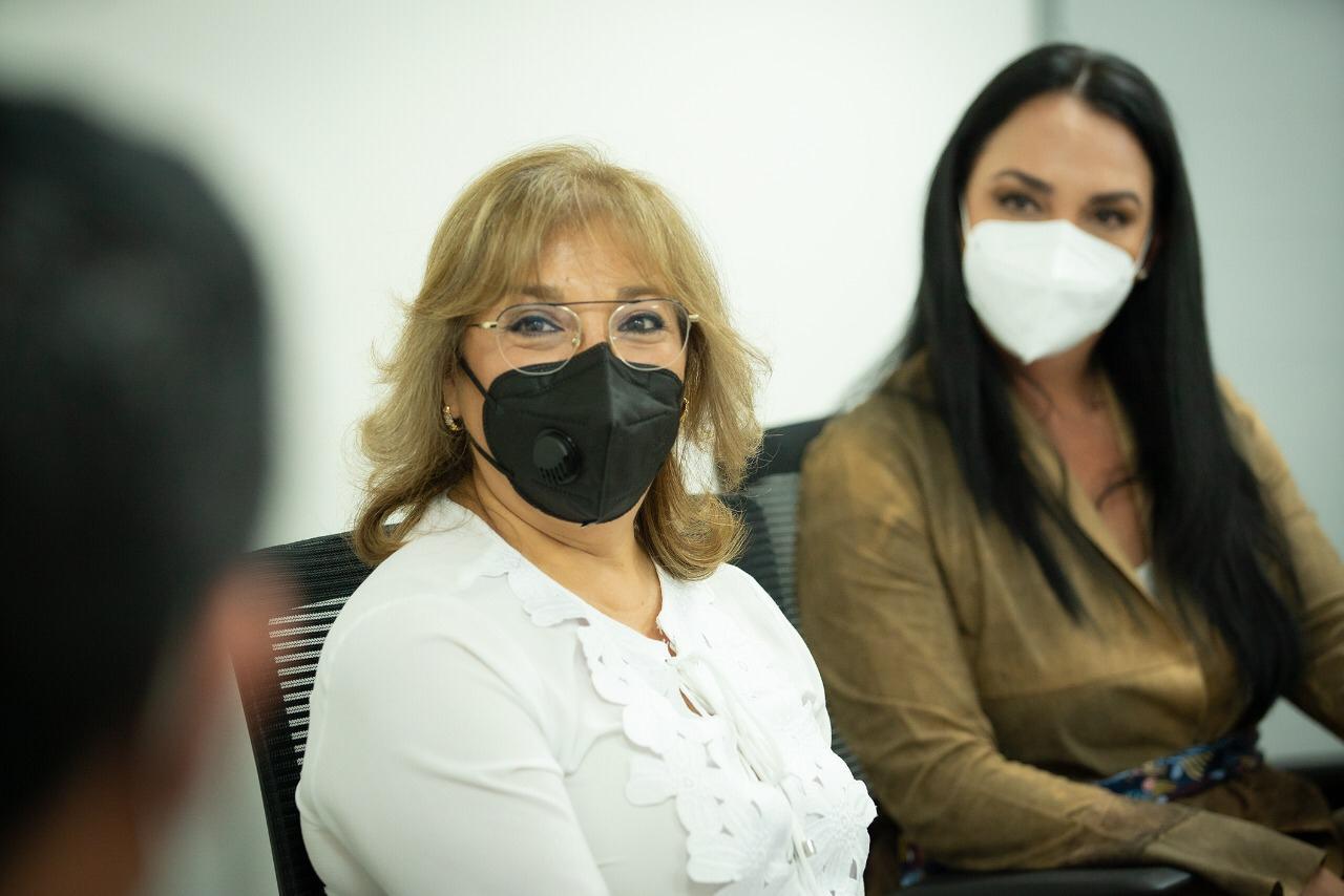 Erradicar violencia de género es política permanente en Metepec: Gaby Gamboa