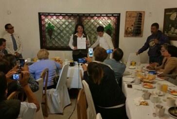 Pide Tere Castell a Josefina Vázquez que acepte una auditoría ciudadana a juntos podemos