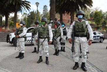 Bienvenida la guardia nacional para fortalecer las acciones de prevención del delito: Gaby Gamboa