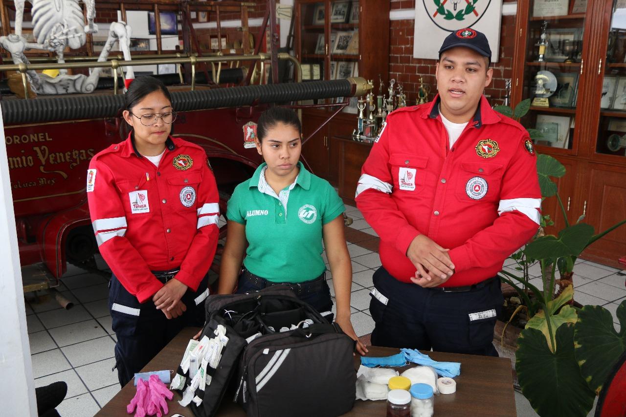 Con prevención de accidentes, niñez segura en Toluca estas vacaciones