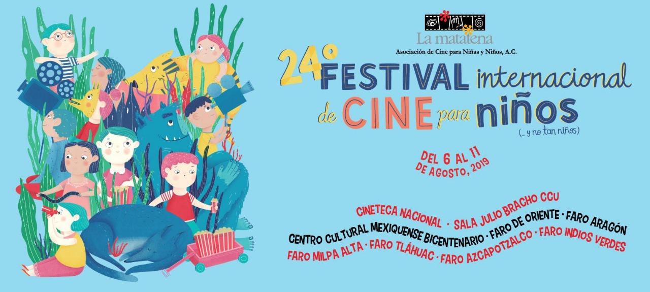 """Llega al Edoméx """"festival internacional de cine para niños (…y no tan niños)"""""""