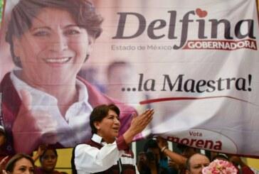 Propone Delfina Gómez plan de seguridad integral para el Edomex