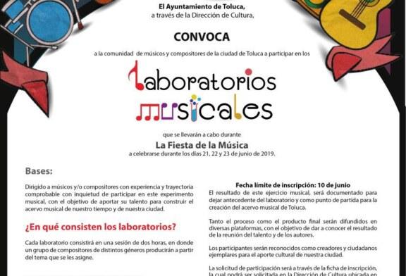 Músicos y compositores podrán participar en la construcción del acervo musical de Toluca