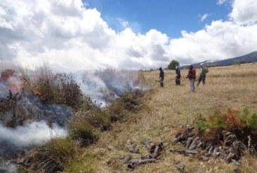 En alerta brigada forestal y contra incendios de Toluca