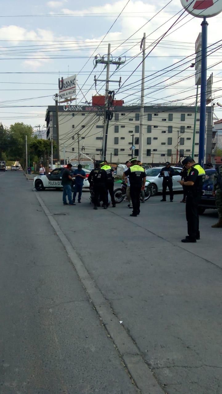 Operativo gto en Coacalco y Tultitlán deja 37 detenidos