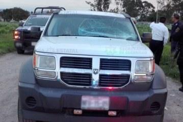 En acción coordinada, policías estatales y federales capturan a tres personas; una es menor de edad