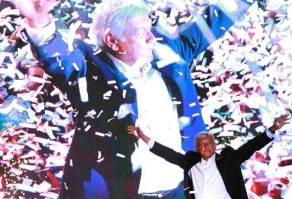 AMLO: La tercera es la vencida. Los escándalos de corrupción de la administración de EPN son inadmisibles