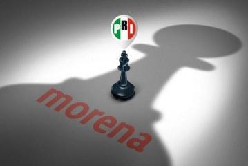Las elecciones en 2018, en México; Lucha entre dos