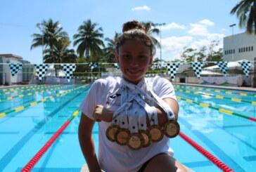 Mantiene Edoméx tercer lugar en el medallero de paralimpiada nacional 2019