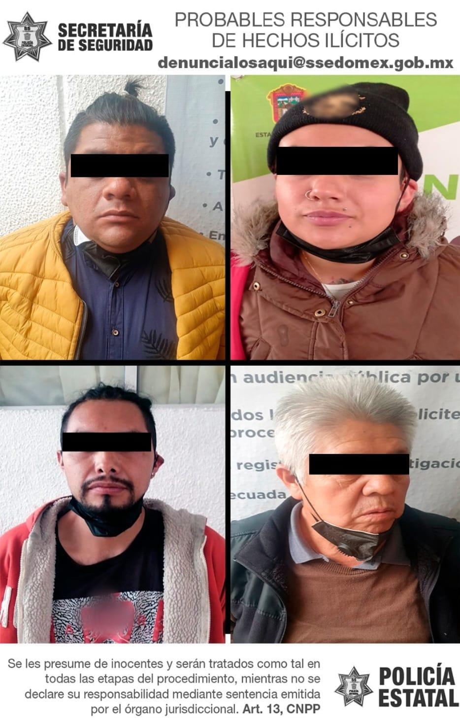 Vinculan a proceso a sujeto que habría extorsionado a su ex pareja sentimental en Nicolás Romero