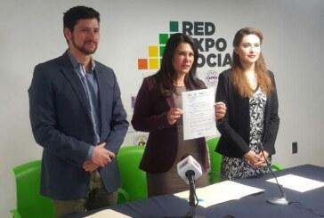Firma Teresa Castell Decálogo de Organizaciones de la Sociedad Civil; Se Compromete A Conformar Un Gobierno Ciudadano
