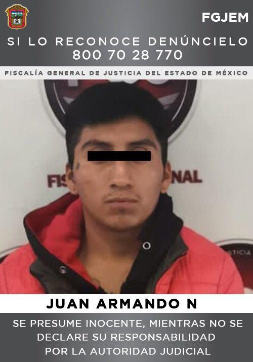 Procesan a un probable partícipe de secuestro exprés en Tultepec